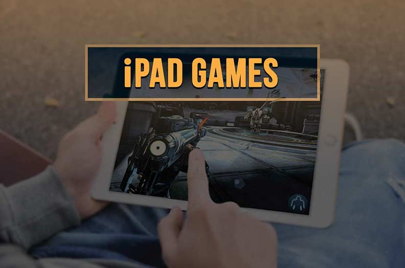 iPad Game Development Delhi
