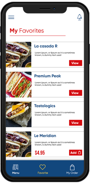 best iPhone app for food booking