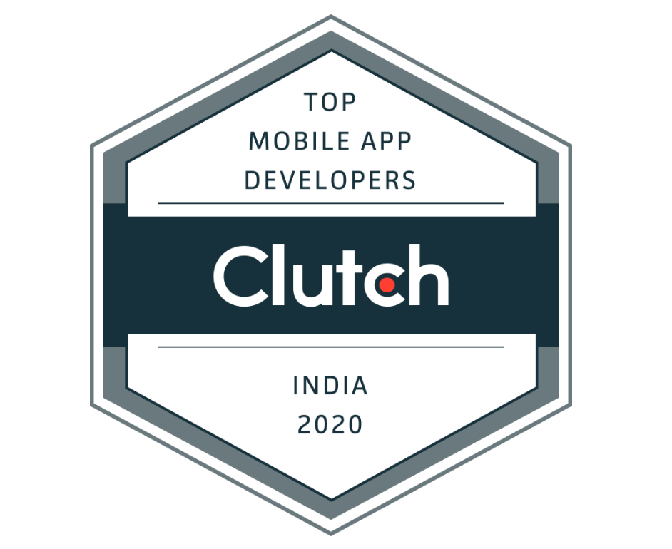 Top Indian Mobile Developer by Clutch