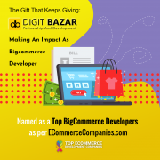 Simplifying The Internet Digit Bazar Gets Recognised As Top BigCommerce Developer