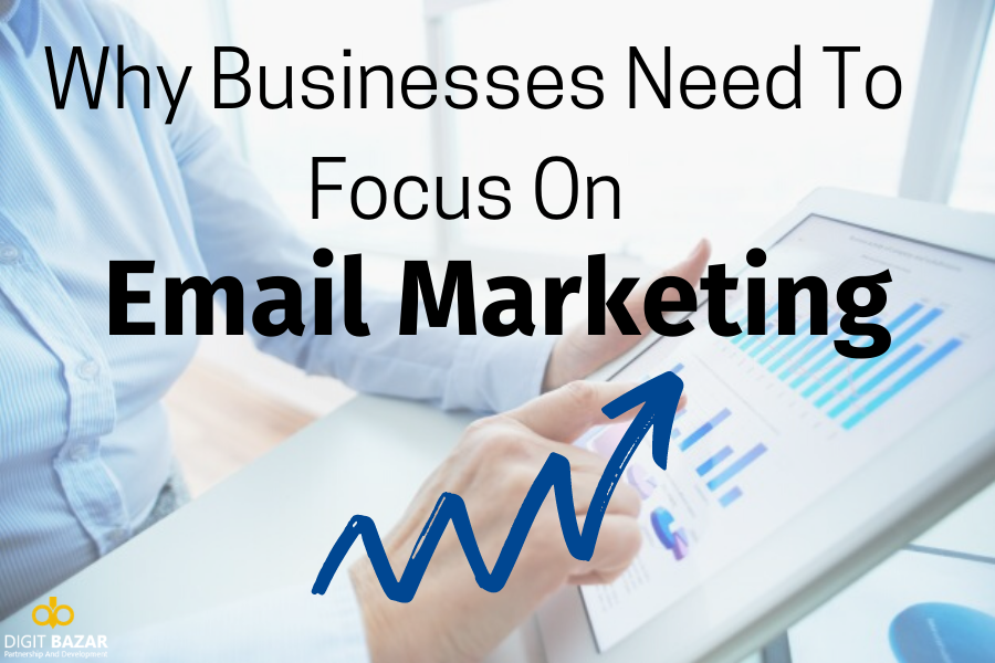 Why Businesses Need To Focus On Email Marketing